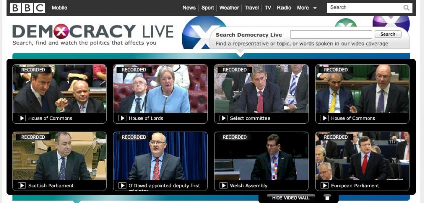 Democracy Live: servizio pubblico al servizio della democrazia (old post)