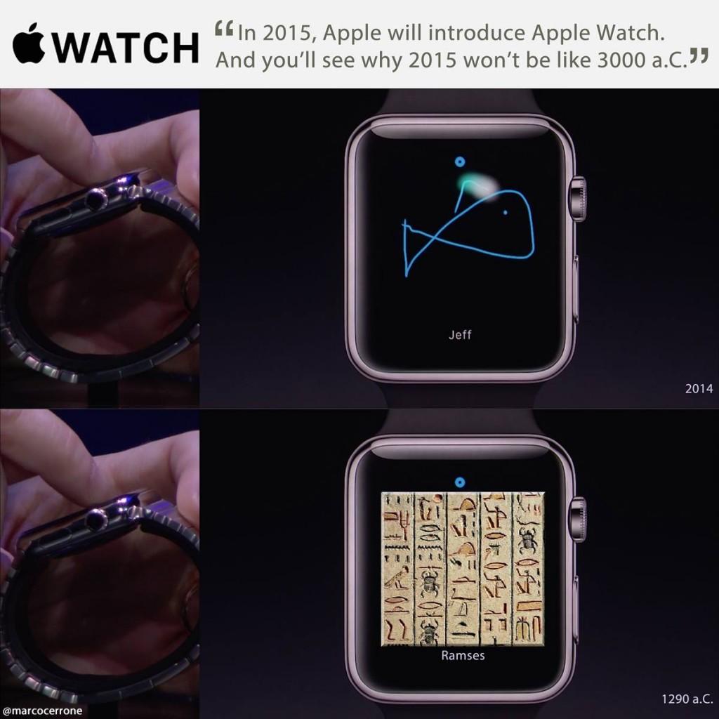 Apple Watch: il Digital Touch e la ritribalizzazione di McLuhan