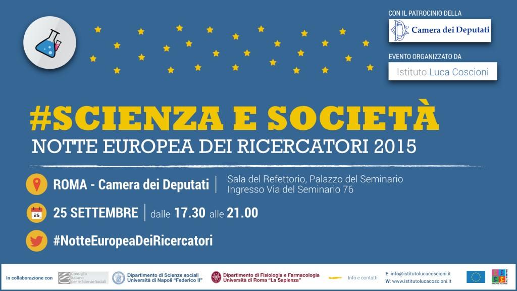 Conoscere per partecipare: nuovo diritto di cittadinanza scientifica
